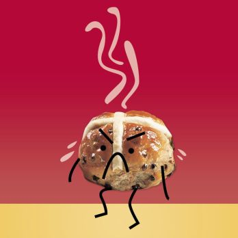 cross-buns