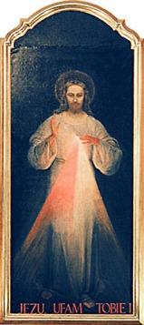polish version of Jesus I Trust in You