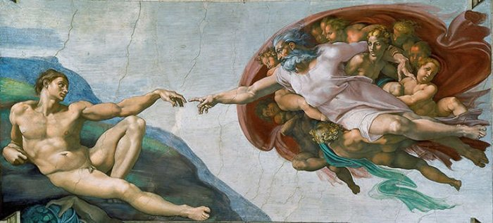 Share and Grow Michelangelo's Sistine Chapel