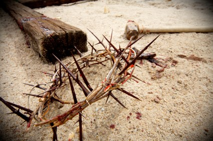 Crown of Thorns WHAT HURT MORE