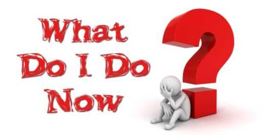 What Do I Do